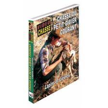 DVD - CHASSE DU PETIT GIBIER COURANT : LAPINS ET LIÈVRES  - CHASSE DU PETIT GIBIER - VIDEO CHASSE