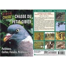 DVD - CHASSE DU PETIT GIBIER : PALOMBES, CAILLES, FAISANS, PERDREAUX  - CHASSE DU PETIT GIBIER - VIDÉO CHASSE
