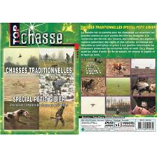 DVD - CHASSES TRADITIONNELLES SPECIAL PETIT GIBIER  - CHASSE DU PETIT GIBIER - TOP CHASSE