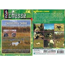 DVD - CHASSEURS ET CHIENS  - CHIENS DE CHASSE - TOP CHASSE