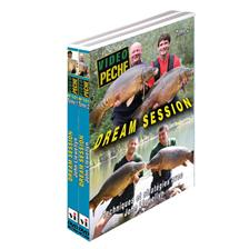 DVD - DREAM SESSION : TECHNIQUES ET STRATÉGIES (2 DVD) AVEC JOHN LLEWELLYN - PÊCHE DE LA CARPE - VIDÉO PÊCHE