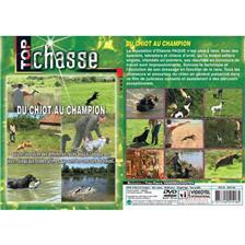 DVD - DU CHIOT AU CHAMPION  - CHIENS DE CHASSE - TOP CHASSE