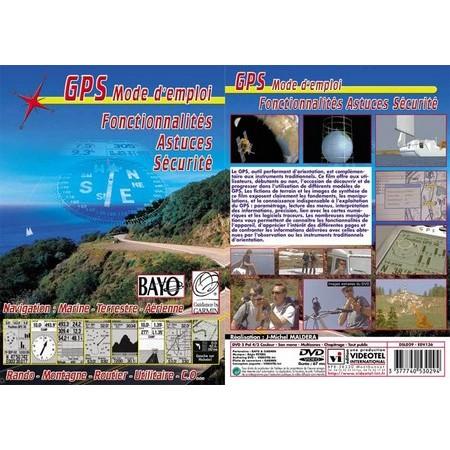 DVD - GPS MODE D'EMPLOI