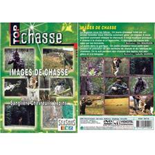 DVD - IMAGES DE CHASSE : SANGLIERS, CHEVREUILS LIÈVRES  - CHASSE DU PETIT ET DU GRAND GIBIER - TOP CHASSE