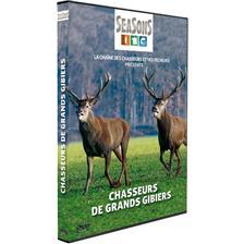 DVD - JÄGER-GROSSWILDJAGD-ROTWILD SEASONS