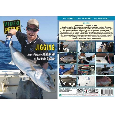 DVD - JIGGING AVEC JERÔME BERTRAND