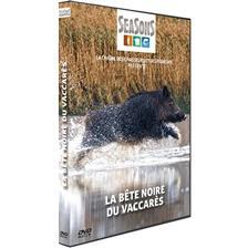 DVD - LA BETE NOIRE DU VACCARES - CHASSE DU GRAND GIBIER - SEASONS