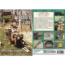DVD - LA CHASSE À L'ARC, UNE CHASSE MODERNE  - CHASSE A L'ARC - VIDÉO CHASSE