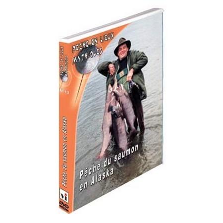 DVD - LA PECHE DU SAUMON EN ALASKA