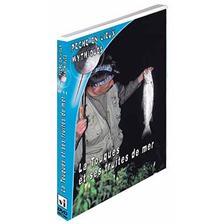 DVD - LA TOUQUES ET SES TRUITES DE MER  - PÊCHE EN MER - PÊCHE EN LIEUX MYTHIQUES