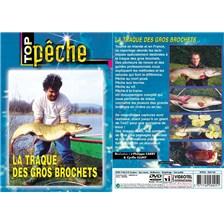 DVD - LA TRAQUE DES GROS BROCHETS
