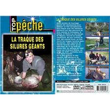 DVD - LA TRAQUE DES SILURES GEANTS  - PECHE DES CARNASSIERS - TOP PECHE