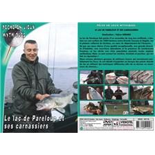 DVD - LAC DE PARELOUP ET SES CARNASSIERS  - PÊCHE DES CARNASSIERS - PÊCHE EN LIEUX MYTHIQUES