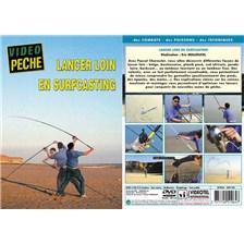 DVD - LANCER LOIN EN SURFCASTING AVEC PASCAL CHAROULET - PÊCHE EN MER - VIDÉO PÊCHE