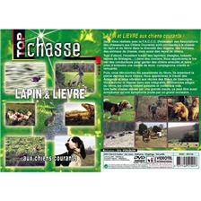 DVD - LAPIN ET LIÈVRE AUX CHIENS COURANTS  - CHASSE DU PETIT GIBIER - TOP CHASSE