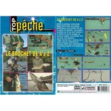 DVD - LE BROCHET DE A À Z  - PECHE DES CARNASSIERS - TOP PECHE