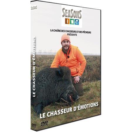 DVD - LE CHASSEUR D'EMOTION - CHASSE DU GRAND GIBIER - SEASONS