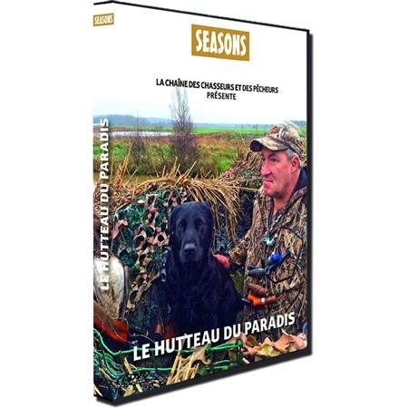 DVD - LE HUTTEAU DU PARADIS - CHASSE DU PETIT GIBIER - SEASONS