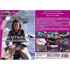 DVD - LE LAC DE CAP DE LONG ET SES CRISTIVOMERS  - PECHE DE LA TRUITE - PECHE EN LIEUX MYTHIQUES