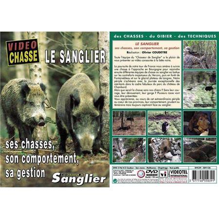 DVD - LE SANGLIER