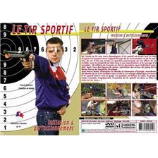 DVD - LE TIR SPORTIF : INITIATION & PERFECTIONNEMENT - TIR SPORTIR - SPORT LOISIRS
