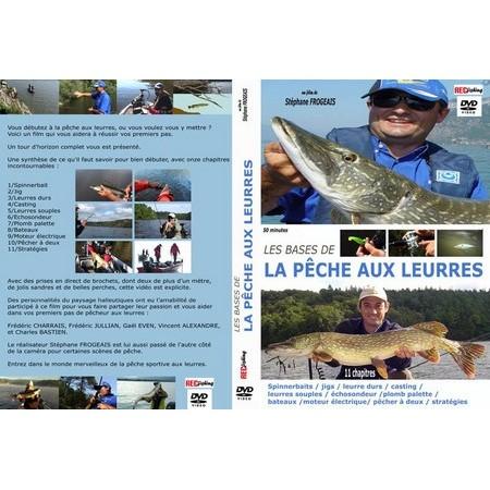 DVD LES BASES DE LA PECHE AUX LEURRES