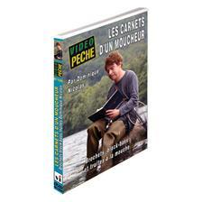 DVD - LES CARNETS D'UN MOUCHEUR : BROCHETS, BLACK-BASS ET TRUITES À LA MOUCHE AVEC DOMINIQUE NICOLAS - PECHE A LA MOUCHE - VIDEO PECHE