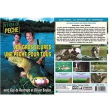 Dvd - Les Gros Silures Un Pêche Pour Tous - Pêche Des Carnassiers - Vidéo Pêche