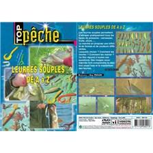 DVD - LES LEURRES SOUPLES - PECHE DES CARNASSIERS - TOP PECHE