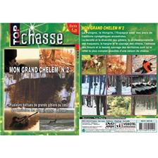 DVD - MON GRAND SHELEM N°2  - CHASSE DU GRAND GIBIER - TOP CHASSE