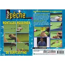 DVD - MONTAGES MODERNES DE SURFCASTING  - PÊCHE EN MER - TOP PÊCHE