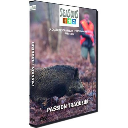 DVD - PASSION TRAQUEUR - CHASSE DU GRAND GIBIER - SEASONS