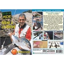 DVD - PECHE À LA DERIVE EN MEDITERRANEE - PECHE EN MER - VIDEO PECHE