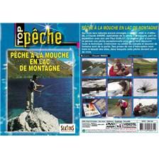 DVD - PÊCHE À LA MOUCHE EN LAC DE MONTAGNE  - PÊCHE A LA MOUCHE - TOP PÊCHE