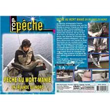 DVD - PECHE AU MORT MANIE  - PECHE DES CARNASSIERS - TOP PECHE