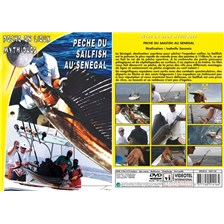DVD - PECHE DU SAILFISH AU SENEGAL