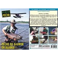 DVD - PÊCHE DU SAUMON EN ALASKA  - PÊCHE A LA MOUCHE - VIDÉO PÊCHE