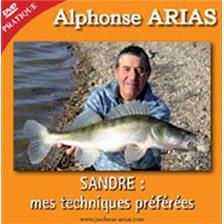 DVD - SANDRE : MES TECHNIQUES PREFEREES - ALPHONSE ARIAS