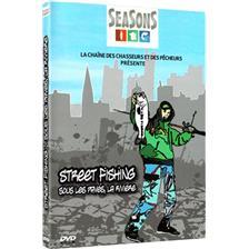 DVD - SOUS LES PAVES, LA RIVIERE - STREET FISHING - NOKILL