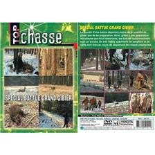 DVD - SPECIAL BATTUE GRAND GIBIER  - CHASSE DU GRAND GIBIER - TOP CHASSE