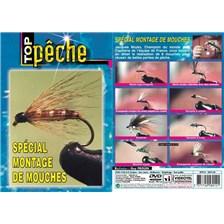 DVD - SPECIAL MONTAGE DE MOUCHES AVEC JACQUES BOYKO - PECHE A LA MOUCHE - TOP PECHE