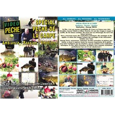 DVD - SPECIAL PECHE DE LA CARPE C'EST ÇA LA PECHE AVEC JOHN LLEWELLYN