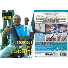 DVD - TECHNIQUE DE PÊCHE À LA BOMBETTE AVEC LÉO ET GÉRARD TRINQUIER - MULTI PÊCHE - VIDÉO PÊCHE