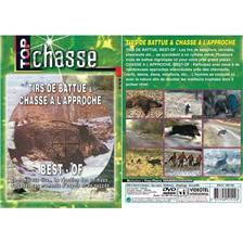 DVD - TIR DE BATTUE & CHASSE A L'APPROCHE BEST-OF