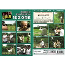 DVD - TIR DE CHASSE : AMELIORER ET PERFECTIONNER SON TIR  - TIR DE CHASSE - VIDEO CHASSE