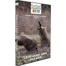 DVD - TIR DU GRAND GIBIER A LA LIGNE - CHASSE DU GRAND GIBIER - SEASONS