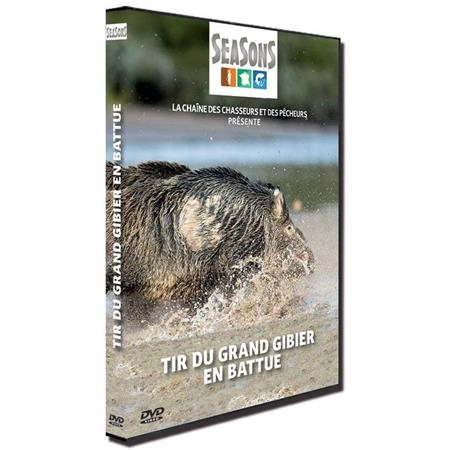 DVD - TIR DU GRAND GIBIER EN BATTUE SEASONS