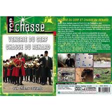 DVD - VENERIE DU CERF ET CHASSE DU RENARD