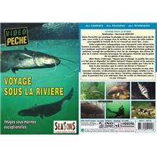 DVD - VOYAGE SOUS LA RIVIÈRE IMAGES SOUS-MARINE EXCEPTIONELLES - PECHE DES CARNASSIERS - VIDEO PECHE