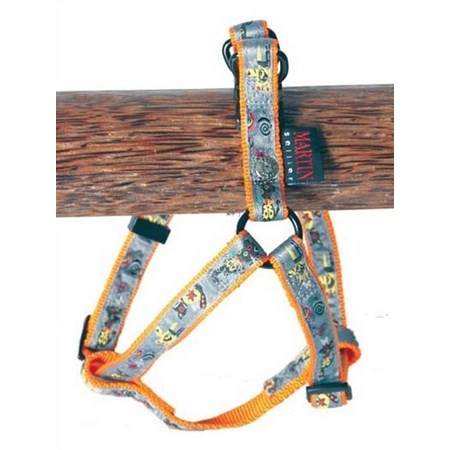 EASY FIT NYLON KRAPOULOS DOG HARNESS MARTIN SELLIER KRAPOULOS
